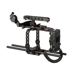 1. Ikan Arri Alexa Mini Camera Rig with AB-Mount Power Distributor