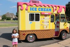 Find a cool looking ice cream truck (online maybe) and have them come to the shoot. Customers can pay to use food in pics or just use truck as backdrop :)