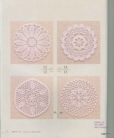 LOTS OF DOILY PATTERNS ON THIS SITE!!!