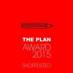 The Plan Award 2015 lista de proyectos