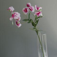 lathyrus Decor, Home Decor, Vase, Glass Vase, Glass