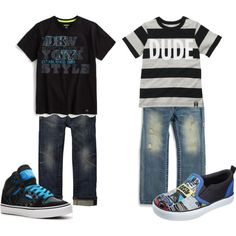 Little Hipsters toddler boy outfits