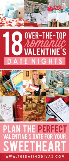 Over 100 Romantic Valentine's Day Date Ideas - From The Dating Divas - Valentines Day Romantic Valentines Day Ideas, Valentines Date Ideas, Valentines Day Activities, Valentines Day Gifts For Him, Valentine Crafts, Romantic Ideas, Day Date Ideas, Target, Challenge