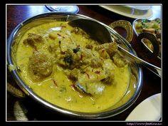Amras ki Boti Lamm mit Mango | Foodina