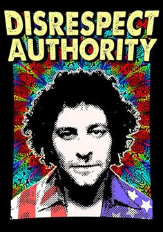 Abbie Hoffman Poster Print by Guy Sparger V For Vendetta, Keith Richards, Weird Art, Hippie Chic, Make Me Happy, Trippy, Love Art, Cover Design, Psychedelic