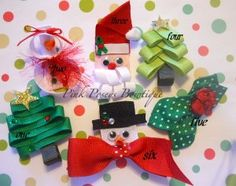 Christmas Clippies