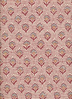 Lewis & Wood. Speedwell Fabrics from our Little Prints range. £75 per m