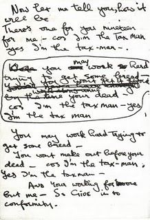 The Beatles - Maxwells Silver Hammer (Chords)