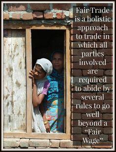 Fair Trade from a Retail Perspective #fairtrade #whatisfairtrade #FF