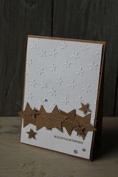 Schnelle Weihnachtskarte                                                                                                                                                      Mehr