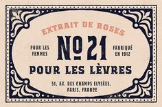 Ad: Bourbon House font + Vintage Frames by Andrey Sharonov on Bourbon House - Layered font + Vintage frames --- Bourbon House is Layered type family inspired by classic whiskey labels and Sing Painting. Label Design, Branding Design, Logo Design, French Font, Whiskey Label, Font Shop, Retro Font, Vintage Typography, Vintage Labels