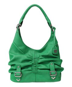 Another great find on #zulily! Emerald Trish Hobo by Jessica Simpson Collection #zulilyfinds