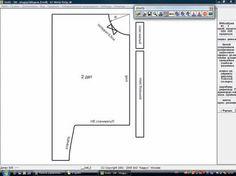Скриншот программы Grafis компании CadRus с выкройкой третьей модели. Илл. 06