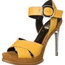 naSzpilce.pl - Trend alarm: żółte sandały!