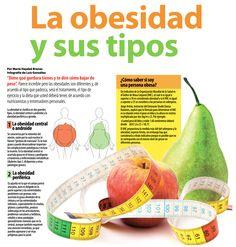 Los distintos tipos de obesidad (pinchar en la imagen para ver un cuadro completo).