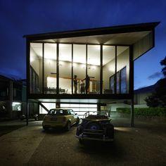 River Room / Shaun Lockyer Architects