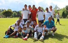 Este es el equipo de la Uten campeón de este torneo organizado por Comfacauca, se disputó este fin de semana en las chanchas del Centro Recreativo Pisojé. / Fotos suministradas - El Nuevo Liberal