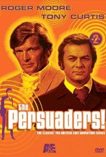 The Persuaders.  Don't remember watching this 'back in the day'.