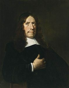 Portrait of a Cleric 1669