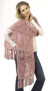 16 Free Crochet Shawl Patterns, Crochet Ponchos and Stoles Table of Contents: Read more at http://www.allfreecrochet.com/Shawls/12-Free-Crochet-Shawl-Patterns/ml/1#Hg0OOHKaAgdy2jrc.99