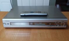 PHILIPS DVDR75/17 DVDR 75 DVD Recorder w/ Remote ~ Free Shipping  #Philips