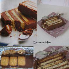 Terrine de chocolat aux Petits Beurres