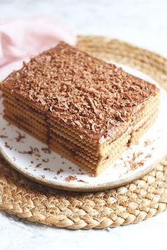 Easy Ice Cream Recipe, Healthy Ice Cream, Ice Cream Recipes, Easy Peanut Butter Cookies, Peanut Butter Desserts, Dutch Recipes, Baking Recipes, Mousse Dessert, Cake Bites