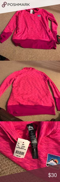 Women's RBX long sleeve shirt great for layering Weekends RBX long sleeve shirt. Van be used as a shirt or layering.. Was going to use for snowboarding but never used it. Brand new with tags. Very warm and soft and has the holes for your thumb in the sleeves.. Excellent used condition 10/10 since it is brand new RBX Tops