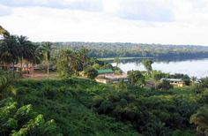 Makokou is the smallest of all nine Gabon's regional apitals.