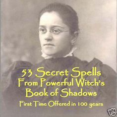 Powerful Magick Spells Book on CD Voodoo Wicca Love 53 Spells Mother Ida Magic | eBay