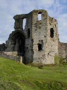 Denbigh Castle, Wales