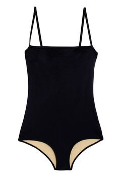 685f3331f68 Baserange - Black Kinch Swimsuit | BONA DRAG Crane, Boutiques, Swimsuit,  Bodysuit,