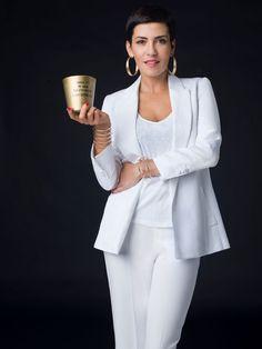 Cristina Cordula crée sa première collection capsule pour Tati Emily Ratajkowski, Outfits Blanco, Disco Shoes, Chantal Thomass, Punk Outfits, Suits You, Fashion Addict, Casual Looks, White Jeans