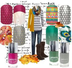 Add style and persoNAILty to any outfit with Jamberry nail wraps and our new salon style nail lacquer which is available in 12 gorgeous colors!