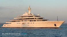 Eclipse Luxury Motor Yacht by Blohm + Voss Shipyards