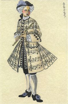 Musician, Der Rosenkavalier.