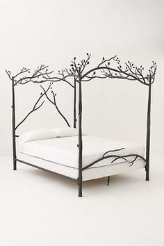 Forest Canopy Bed by Anthropologie.  $5,298.00–$5,598.00