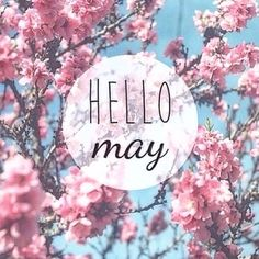 Goodbye April and why hello there, May! Make sure you walk into May with style. Hello May, New Month, Free Yoga, Instagram Highlight Icons, Good Vibes Only, Spring, Instagram Posts, Fitspo, Ash