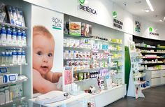 Pharmacy Design : Pharmacy Shop : Retail Design : Drug Store : by HMY Group, your global shopfitting partner.