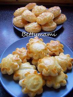 Betty hobbi konyhája  Gyors leveles. Baked Goods, Oreo, Cauliflower, Macaroni And Cheese, Food And Drink, Meat, Baking, Vegetables, Ethnic Recipes
