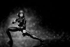 Universal Black Widow. Seventh in a week-long series of Avengers photos.