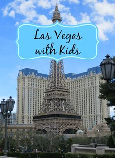 Things for families to see and do in Las Vegas, Nevada.