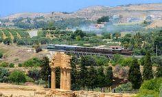 Oltre 300 chilometri di vecchie linee ferroviarie abbandonate sono state riabilitate a uso turistico. #turismo #ferrovie #italia #estate