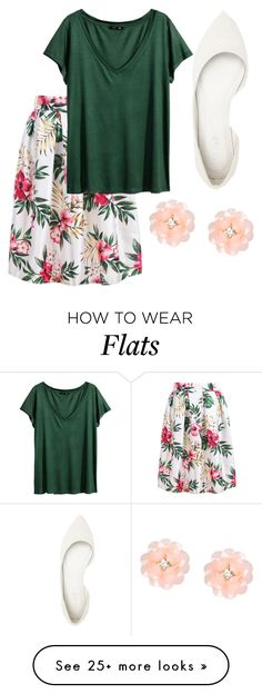 """""""just hanging"""" by alexafagrell on Polyvore featuring H&M, Dettagli and Charlotte Russe"""