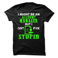Account Manager  T Shirt, Hoodie, Sweatshirt