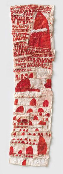 I have my mind on Berlin because we decided to go around Thanksgiving (yippeee.), so what better time to post about artist Sati Zech, who I. Best Time To Post, Geometry Shape, Color Shapes, Colour, Textiles, Weird And Wonderful, Art Plastique, Textile Art, Fiber Art