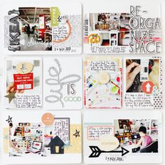Project Life | Week 47 *Printshop* by findingnana at @Studio_Calico
