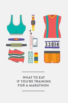 Dietitian Approved: Marathon Training Meal Plan