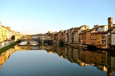 Florence, Italy.  I cannot wait for Spring, 2013