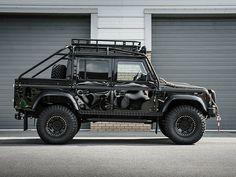 Land Rover DEFENDER 110 2.2 I D XS 4dr